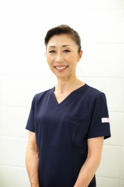 副医院長:志田 佐和子(しだ さわこ)